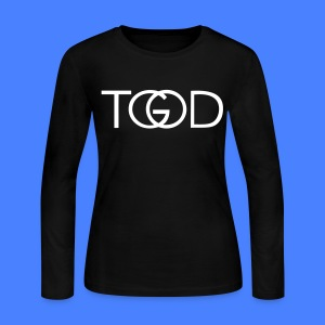 TGOD Long Sleeve Shirts - stayflyclothing.com - Women's Long Sleeve Jersey T-Shirt
