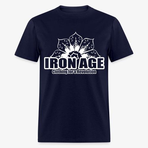 Men's T-Shirt - urban,t-shirt,sweater,swag,street,skater,skate,shirt,revoutionary,revolution,rap,iron age,hoodie,hip hop,ganster,gangsta,fuck the system,fuck it,fresh,dope,dgaf,clothing,clothes,IDGAF