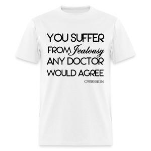 Obsession - Jealousy Tee - Men's T-Shirt