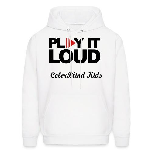 play it #2 - Men's Hoodie