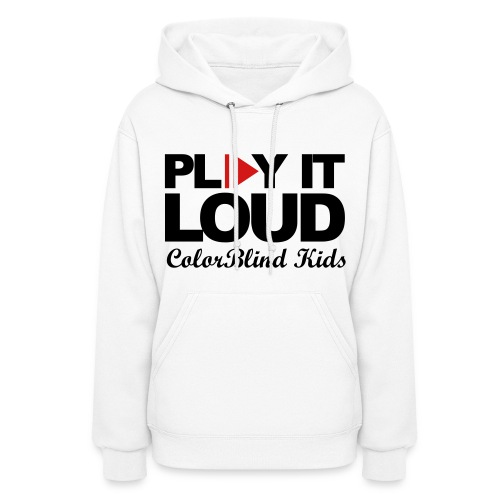 play it #2 womens - Women's Hoodie