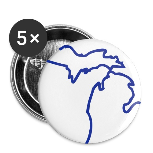 mi button - Buttons small 1'' (5-pack)