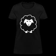 Women's T-Shirts ~ Women's T-Shirt ~ Black Sheep