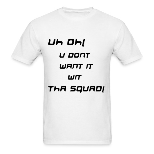 Sity Squad T - Men's T-Shirt