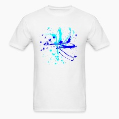 Colors Paint Splatter - Unisex Graffiti Spatter Graphic Design - Multicolor