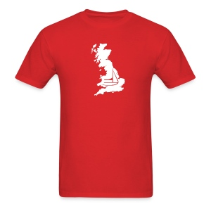 England, Wales, Scotland - Men's T-Shirt