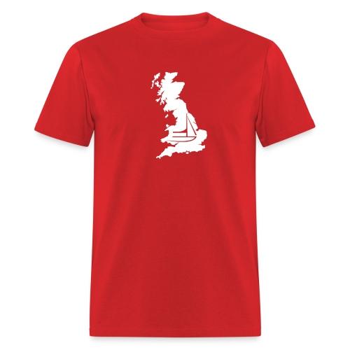 England, Wales, Scotland - Men's T-Shirt