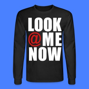 Look At Me Now - stayflyclothing.com Long Sleeve Shirts - Men's Long Sleeve T-Shirt