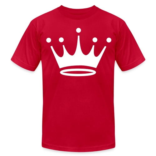 Purple King - Men's Fine Jersey T-Shirt