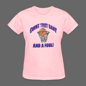 Count That Baby! - Women's T-Shirt