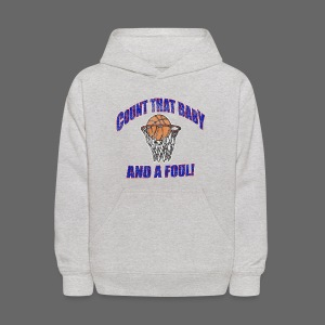 Count That Baby! - Kids' Hoodie