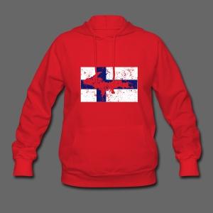 Finnish Flag U.P. - Women's Hoodie