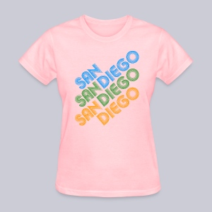 San Diego Cubed - Women's T-Shirt