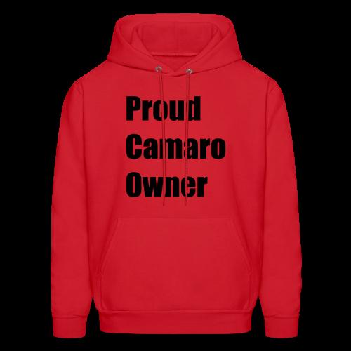 Proud Camaro Owner - Men's Hoodie