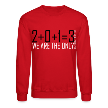 2013 Class Shirt Design Long Sleeve Shirts