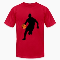 Basketball player T-Shirts