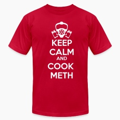 Keep Calm and Cook Meth T-Shirts