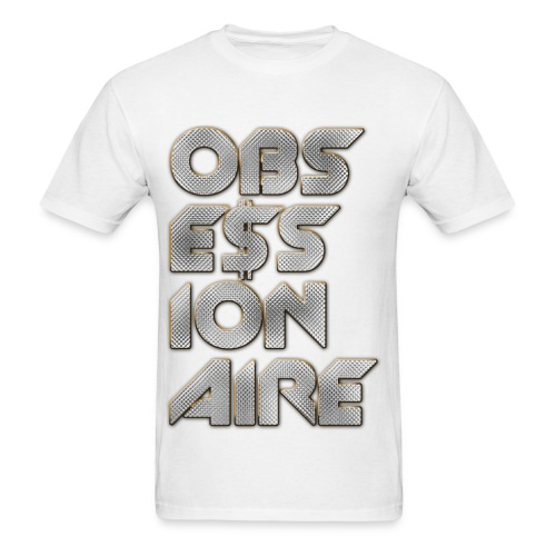 Obsessionaire Tee - Men's T-Shirt