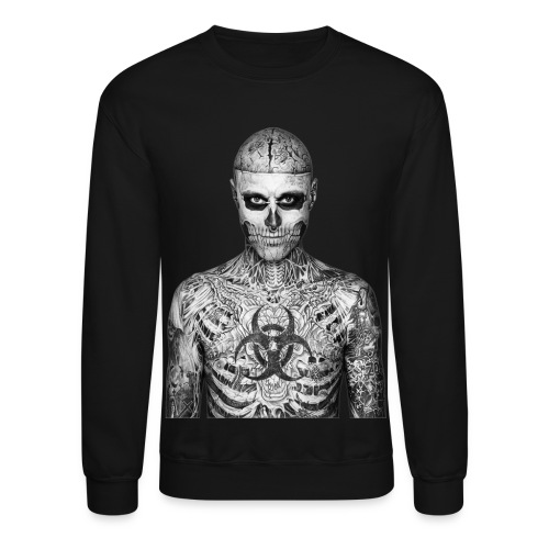 Rick Genest - Crewneck Sweatshirt