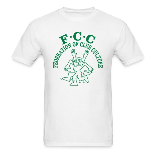 Federation of Club Culture - Men's T-Shirt