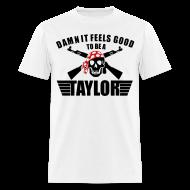 T-Shirts ~ Men's T-Shirt ~ Taylor t-shirt