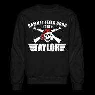 Long Sleeve Shirts ~ Crewneck Sweatshirt ~ Taylor Sweater