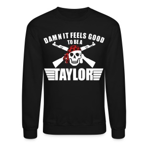 Taylor Sweater - Crewneck Sweatshirt