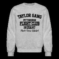 Long Sleeve Shirts ~ Crewneck Sweatshirt ~ Taylor GANG Sweater