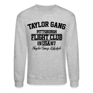 Taylor GANG Sweater - Crewneck Sweatshirt