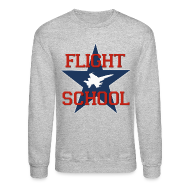 Long Sleeve Shirts ~ Men's Crewneck Sweatshirt ~ Taylor Gang FlIGHT Sweater