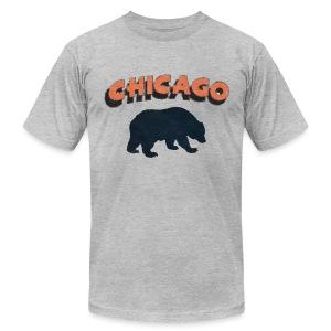Chicago Mad Men - Men's Fine Jersey T-Shirt