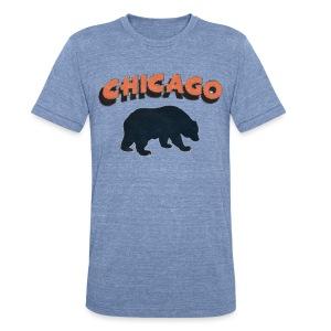 Chicago Mad Men - Unisex Tri-Blend T-Shirt