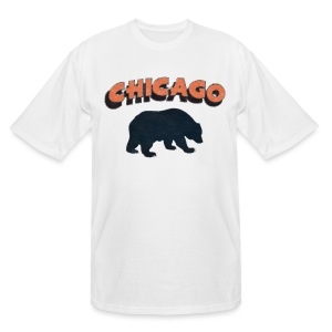 Chicago Mad Men - Men's Tall T-Shirt
