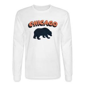 Chicago Mad Men - Men's Long Sleeve T-Shirt
