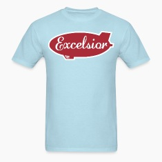 Excelsior Airship T-Shirts