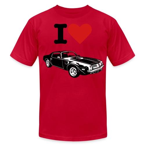 bet001 - Men's Fine Jersey T-Shirt