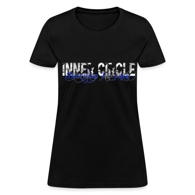 Womens Inner Circle BJJ - Black