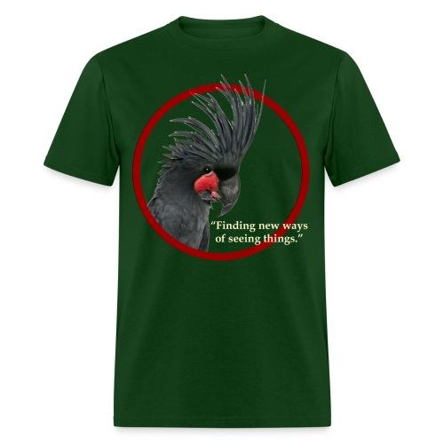 Federation of Queensland Film Societies - Men's T-Shirt