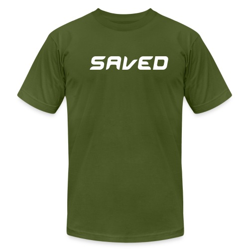 SAVED jersey style - Men's Fine Jersey T-Shirt