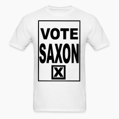 Vote Saxon Men's