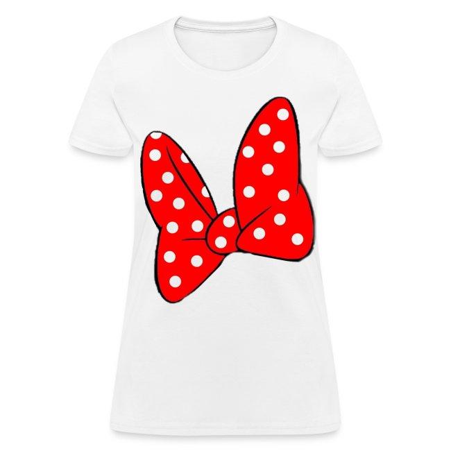 Minnie mouse bowtie