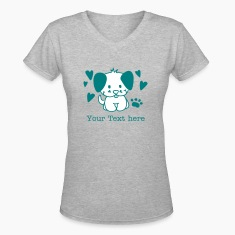 little dog Women's T-Shirts