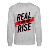 Long Sleeve Shirts ~ Crewneck Sweatshirt ~ Mens Drake Sweater
