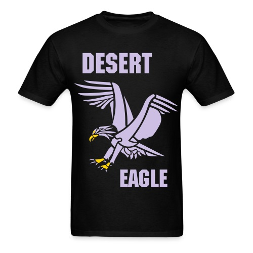 Mw2 Desert Eagle T-Shirt - Men's T-Shirt