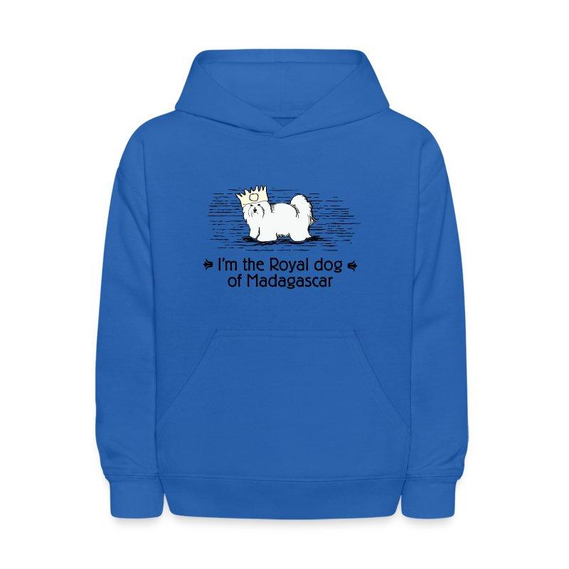Kids' Hoodie - The crown says it all!