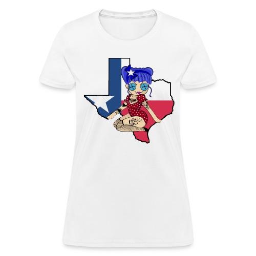 Texas Women's Relaxed Fit T-Shirt - Women's T-Shirt