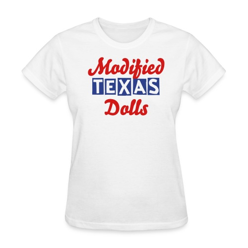 Texas Doll Chapter *PERSONALIZE NAME* - Women's T-Shirt