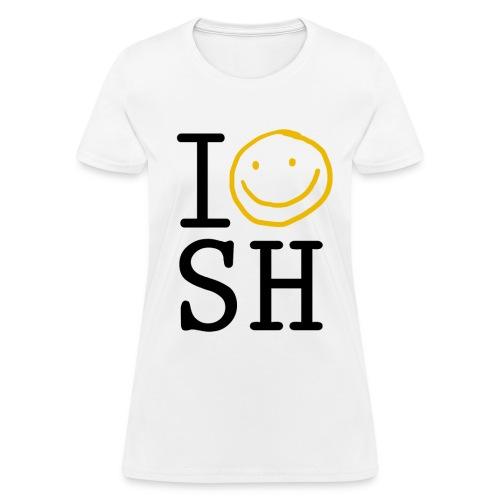 I :) SH (Woman)  - Women's T-Shirt