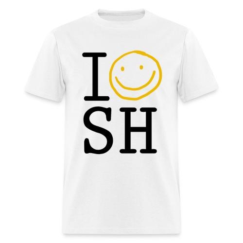 I :) SH (Men)  - Men's T-Shirt