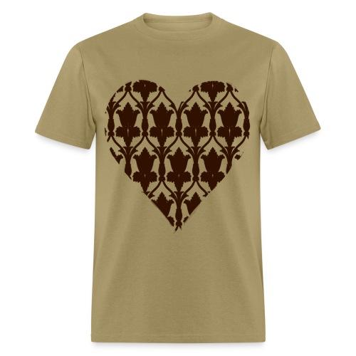 Wallpaper Heart (Men)  - Men's T-Shirt